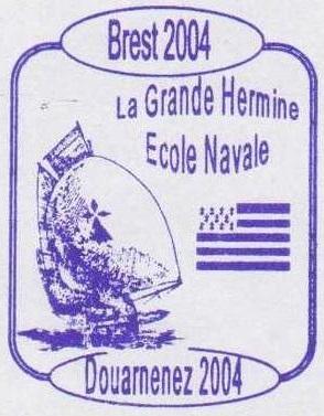 * LA GRANDE HERMINE (1964/....) * 204-0712