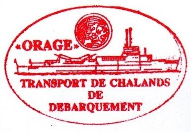 * ORAGE (1968/2007) * 204-0714