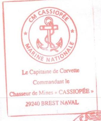 * CASSIOPÉE (1984/....) * 204-0718