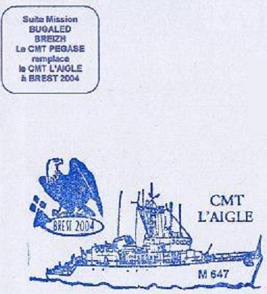 * L'AIGLE (1987/....) * 204-0720