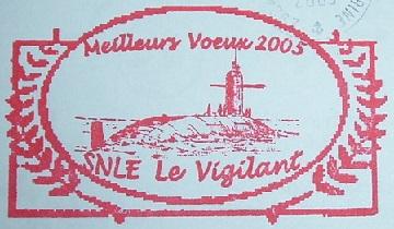 * LE VIGILANT (2004/....) * 205-0117