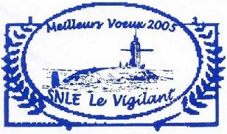 * LE VIGILANT (2004/....) * 205-0118