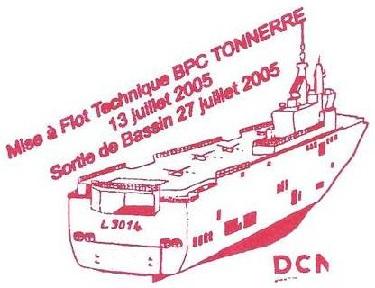 * TONNERRE (2007/....) * 205-0711