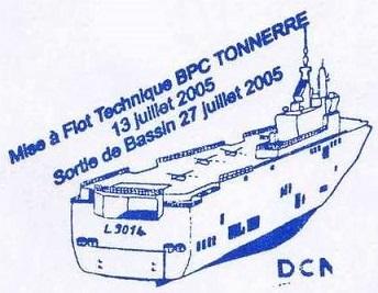 * TONNERRE (2007/....) * 205-0712