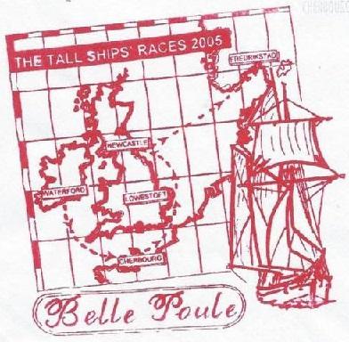* BELLE POULE (1932/....) * 205-0715