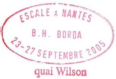 * BORDA (1988/....) * 205-0911