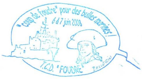 * FOUDRE (1990/2011) * 206-0610