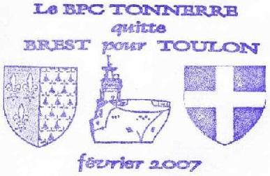 * TONNERRE (2007/....) * 207-0212
