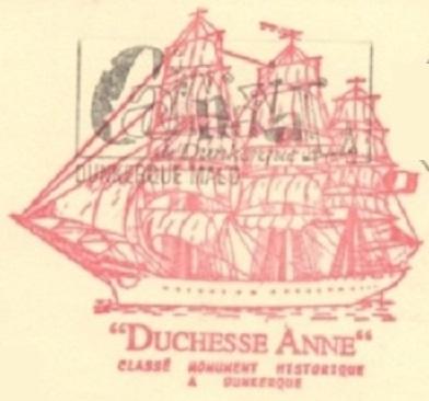 * DUCHESSE ANNE (1946/....) 207-0213