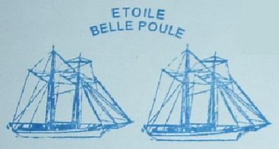 * BELLE POULE (1932/....) * 207-0512