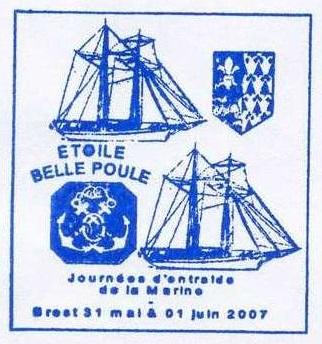 * BELLE POULE (1932/....) * 207-0513