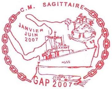 * SAGITTAIRE (1996/....) * 207-0611