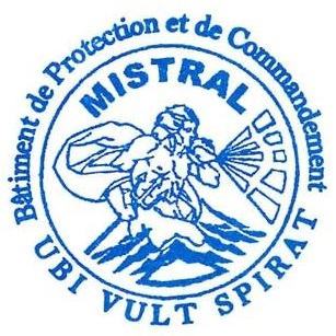 * MISTRAL (2006/....) * 208-0110