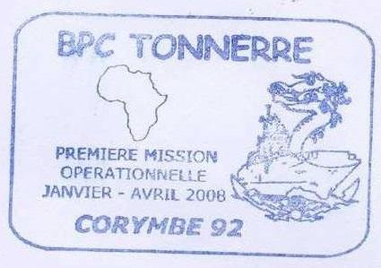 * TONNERRE (2007/....) * 208-0215