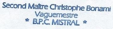 * MISTRAL (2006/....) * 208-0413