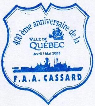 * CASSARD (1988/2019) * 208-0511