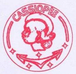 * CASSIOPÉE (1984/....) * 208-0612