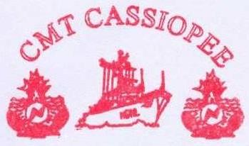 * CASSIOPÉE (1984/....) * 208-0613