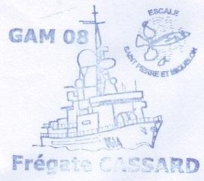 * CASSARD (1988/2019) * 208-0615