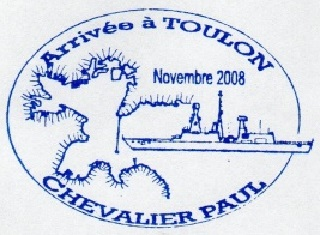 * CHEVALIER PAUL (2011/....) * 208-1210