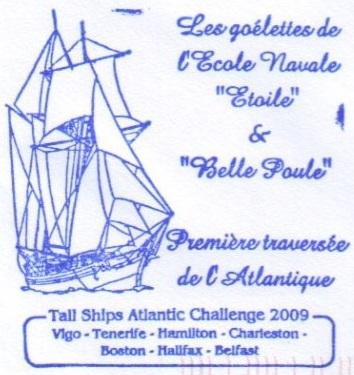 * BELLE POULE (1932/....) * 209-0511