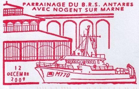 * ANTARÈS (1993/....) * 209-1211