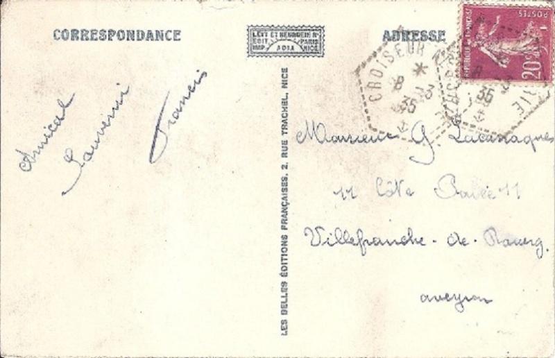 ALGERIE (CROISEUR) 21010