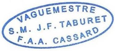 * CASSARD (1988/2019) * 211-0213