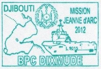 * DIXMUDE (2012/....) * 212-0316