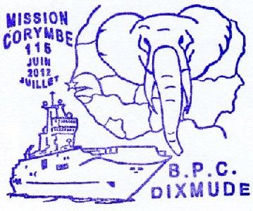 * DIXMUDE (2012/....) * 212-0611
