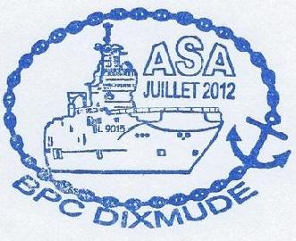 * DIXMUDE (2012/....) * 212-0719