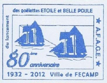 * BELLE POULE (1932/....) * 212-0910