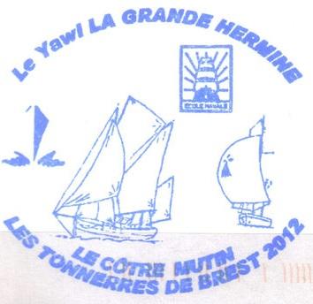 * LA GRANDE HERMINE (1964/....) * 212_0710