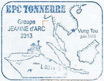 * TONNERRE (2007/....) * 213-0610