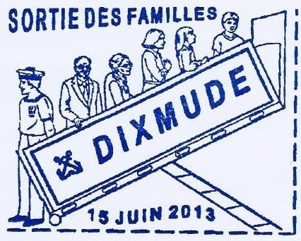 * DIXMUDE (2012/....) * 213-0617