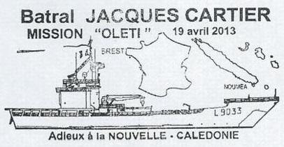 * JACQUES CARTIER (1983/2013) * 213-0711