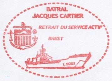 * JACQUES CARTIER (1983/2013) * 213-0810