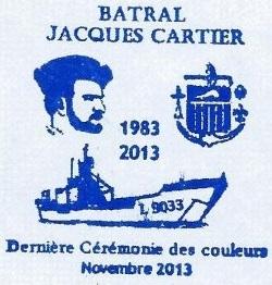 * JACQUES CARTIER (1983/2013) * 213-1110