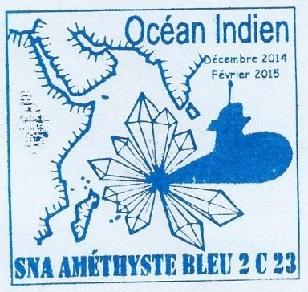 * AMETHYSTE (1992/....) * 214-1210