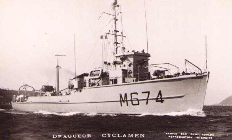 * CYCLAMEN (1954/1983) * 253_0010