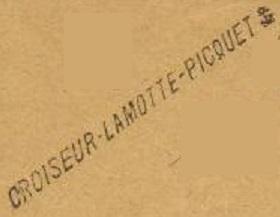* LAMOTTE-PICQUET (1927/1945) * 28-0810
