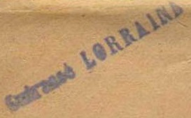 * LORRAINE (1916/1953) * 32-0710