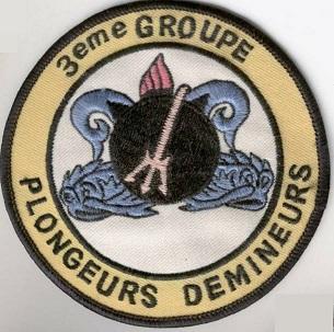 + 3ème GROUPE PLONGEURS-DEMINEURS + 3eme_g10