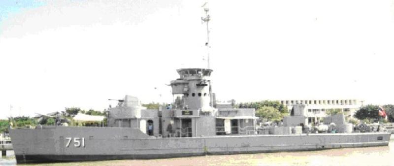 + LANDING SHIP SUPPORT LARGE (LSSL)/ LANDING CRAFT TANK ROCKET + 4-2911