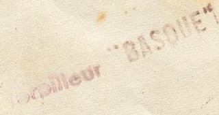 * BASQUE (1931/1952) * 40-0210