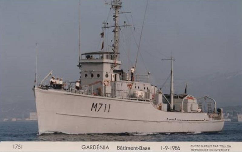 * GARDÉNIA (1954/1989) * 431_0011