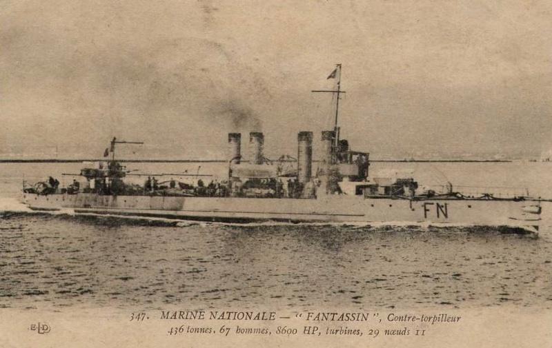 * FANTASSIN (1911/1916) * 439_0010