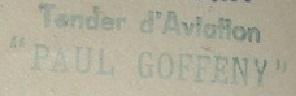 * PAUL GOFFENY (1946/1968) * 49-1010