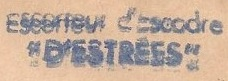 * D'ESTRÉES (1957/1985) * 493_0011