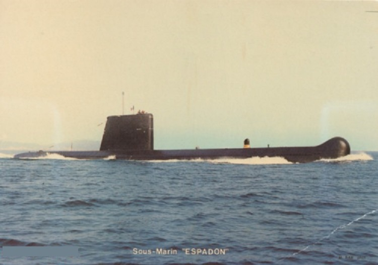 * ESPADON (1960/1985) * 4o5vsx10